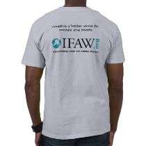 Support IFAW T Shirt by IFAW_store