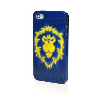 Performance Designed Products IP 1454 iPhone 4 Blizzard Alliance Logo