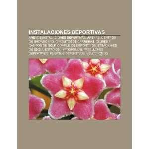 Clubes y campos de golf (Spanish Edition) (9781231486955) Source