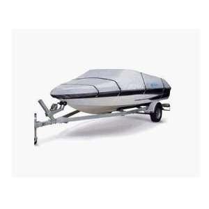 Classic Accessories Silver MAX Trailerable Boat Cover