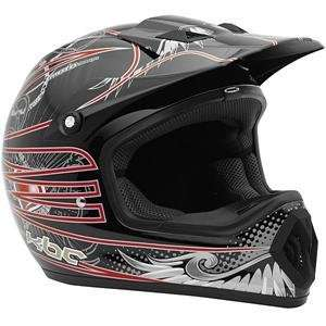 KBC Youth Girls DRT X Helmet   10/White: Automotive
