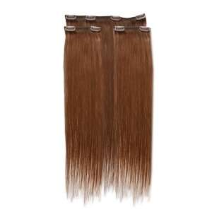 18 Finest Quality Human Hair 3 Pcs Clip In Extension