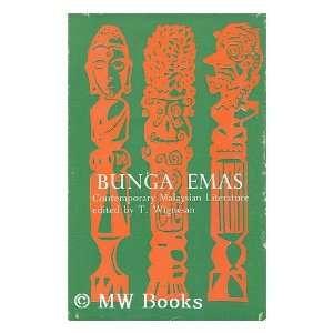 BUNGA EMAS T. Wignesan Books