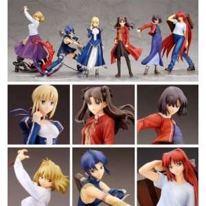 Fate / Stay Night Type Moon FA4 Collection Trading Figure [Display of
