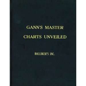 Ganns Master Charts Unveiled (9780967238036): Hallikers
