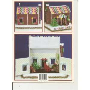 Plastic Canvas Patterns Gingerbread House Celia Lange
