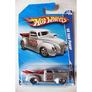 Hot Wheels 40 Ford Pickup HW Hot Rods #146 (2010)