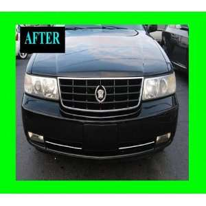 1998 2004 CADILLAC SEVILLE STS LOWER CHROME GRILLE GRILL KIT 1999 2000