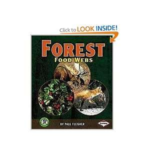 Forest Food Webs (Early Bird Food Webs) (9780822579885
