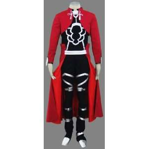 Japanese Anime Fate Stay Night Cosplay Costume   Archer