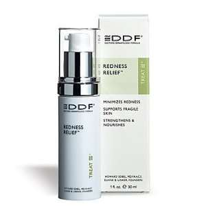 DDF Redness Relief 1oz Reduces redness while strengthening