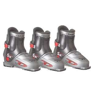 Used Kids Rear Entry Ski Boots: Sports & Outdoors