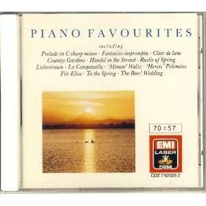 Piano Favorites John Ogden, Daniel Adni Music