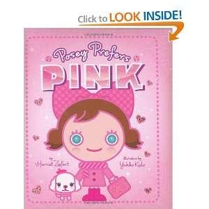Prefers Pink (9781934706046): Harriet Ziefert, Yukiko Kido: Books