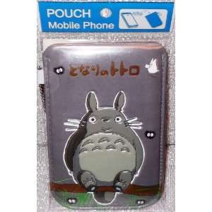 Japanese Anime TOTORO Character CELL PHONE POUCH FITS