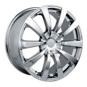 TR3 (3130) (Chrome) Wheels/Rims 5x114.3/120 (3130 2804C) Automotive