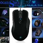 7D 2000DPI AULA Batmobile 7 Buttons X4 Optical Gaming M