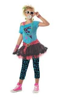 80s Valley Girl Katy Perry Cindy Lauper Tween Costume
