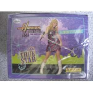 Hannah Montana Movie Disney Panini Stickers 50 Packs BOX
