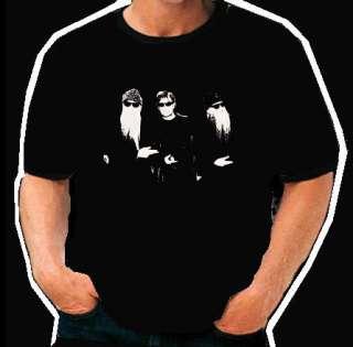 ZZ Top music concert rock T Shirt