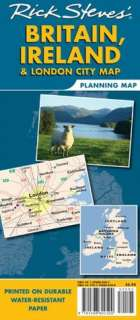 Streetwise Ireland Map   Laminated Country Road Map
