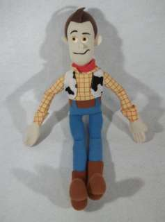 Disney Toy Story Woody 18 plush doll buzz lightyear rex bow peep
