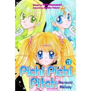 Mermaid Melody) (9780345491985): Pink Hanamori, Michiko Yokote: Books