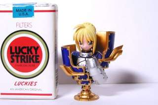 PROMO FIGURE SABER ANIME Fate/stay night Bust Last1 NEW