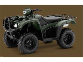 NEW 2012 HONDA FOURTRAX FOREMAN 4X4 TRX500FM GREEN OR RED SALE NEW