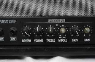 Blaster TB100 100 Watt Electric Guitar Amplifier Amp Project