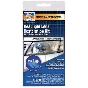 Permatex Headlight Lens Restoration Kit 09135 Automotive