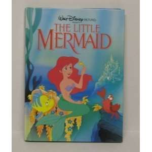 The Little Mermaid (9780831756055) Walt Disney Company Books