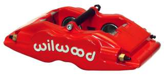 NEW WILWOOD FORGED SUPERLITE BRAKE CALIPERS & PADS,FSLI,DRAG RACE,.81
