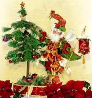 LARGE 12 DAYS OF CHRISTMAS STOCKING HLDR   MARK ROBERTS
