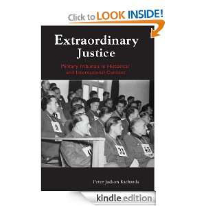 Start reading Extraordinary Justice on your Kindle in under a