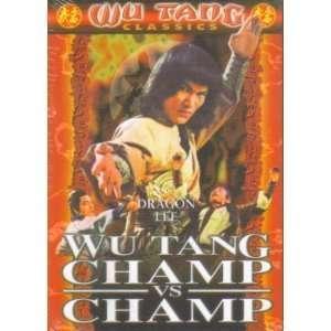 Wu Tang Champ Vs Champ Charlie Han, Dragon Lee, Antonio