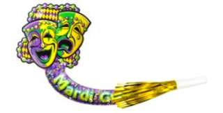 Mardi Gras Comedy & Tragedy Musical Blo Loon