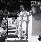 IRENE 1970s FASHION Langdon Negative w/rights H820