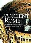 Superb HUGE Ancient Rome Chronicles Illus. History HCDJ