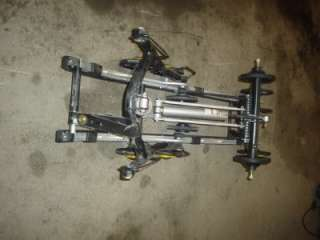 Rear Suspension ,Removed from a Great Running 2008 Ski Doo Rev XP 600