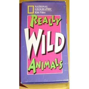 , Kids Video, Really Wild Animals National Geographic Movies & TV