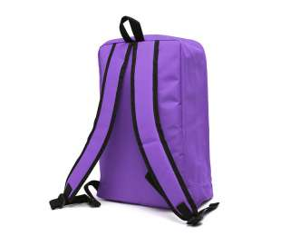 NWT Man Women O X BACKPACKS School Bookbags GYM Popular Bags 8 Colors