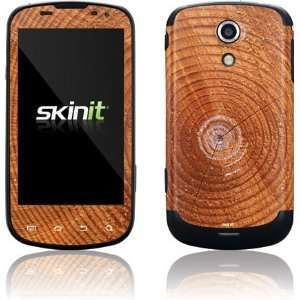 Skinit Cross cut Wood Grain Pattern Vinyl Skin for Samsung
