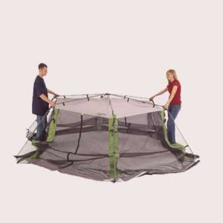 Camping Instant Screened Shelter 15x13 Canopy 076501052503