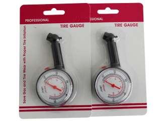 Car/Motor Dial Tire Gauge Meter Pressure Tyre Measure