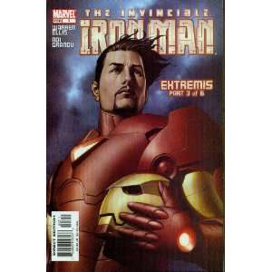 The Invincible Iron Man #3 Part Three Books