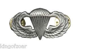 Reproduction WW2 US Paratrooper Airborne Para Jump Wings