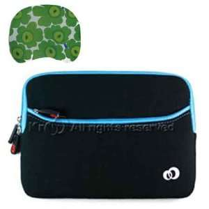 Black Blue Laptop case for 17.3 inch Acer Aspire AS7741