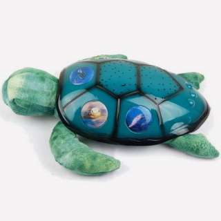 Twilight Sea Turtle Stars Projector Night Light Kid Toy