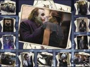 Batman Joker The Dark Knight 2009 Wall Calendar Ledger